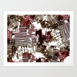 TYPE_04 Art Print