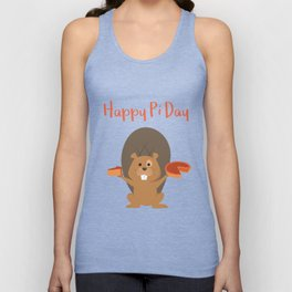 Delicious Pi Day Unisex Tank Top