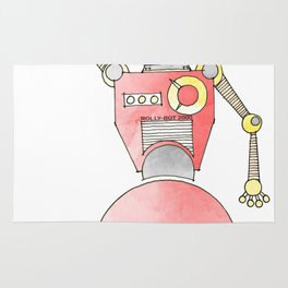 Rolly-Bot 2000 Rug