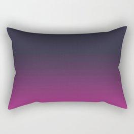 Plum to Fuschia Rectangular Pillow