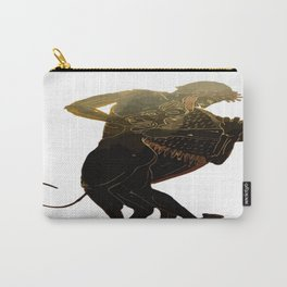 Hercules and The Nemean Lion Carry-All Pouch