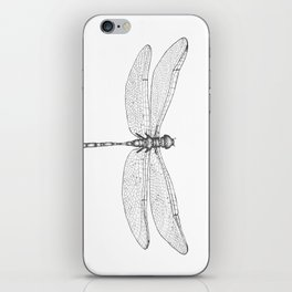 Dragonfly Wings iPhone Skin