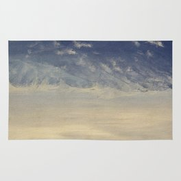 Yet another lake & mountain landscape | 4 Rug