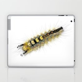 Rusty Tussock Moth Caterpillar Laptop & iPad Skin