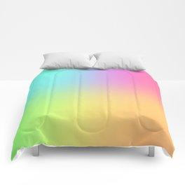 Blended Rainbow Comforters