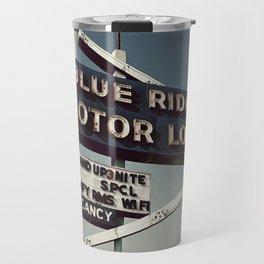 Motor Lodge Travel Mug
