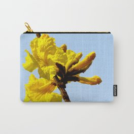 """Golden Trumpets"" by ICA PAVON Carry-All Pouch"