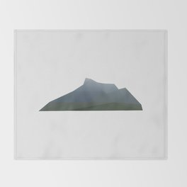Appalachian Geometry Throw Blanket