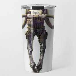 Cobra Unit - The Sorrow Travel Mug