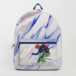 Powder Skiing Backpack