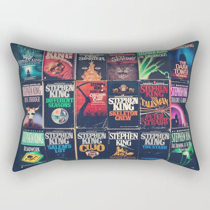 King of Horror 2 Rectangular Pillow