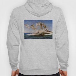"Alexandre Cabanel ""The Birth of Venus"" (1863) Hoody"