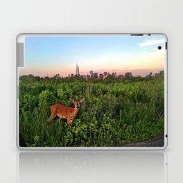 The NYC Deer Laptop & iPad Skin