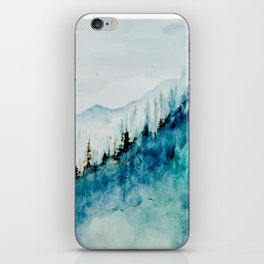 Far Away iPhone Skin