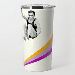 I Can Jump Higher Travel Mug