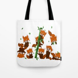 PandaMania Tote Bag