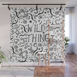 Wild Thing Wall Mural