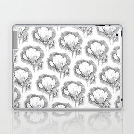 Poppy Flower Pattern Laptop & iPad Skin