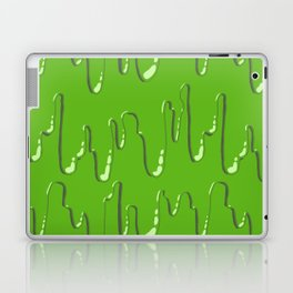 Come on and Slime! (Green) Laptop & iPad Skin