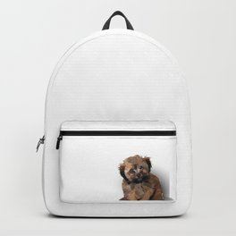 Cocoa, the puppy Backpack