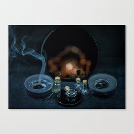 scrying Canvas Print