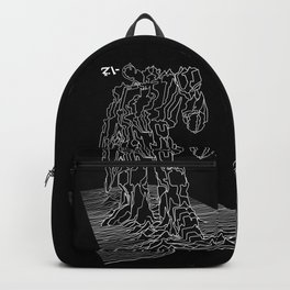 unknown sound waves Backpack