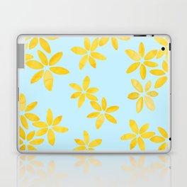yellow petals Laptop & iPad Skin