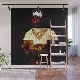 GOLD 7 MAN 11 Wall Mural