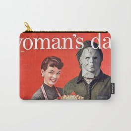 Michael Myers as Good Father Carry-All Pouch