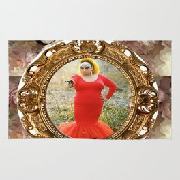 Queer as in Fuck You - Divine Rug