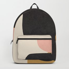 Abstract Shapes 34 Backpack