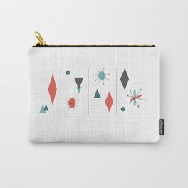 Mid Century Modern Design Carry-All Pouch