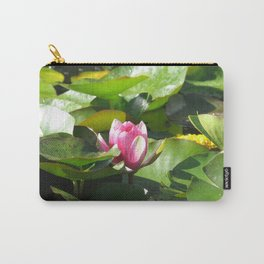 Nymphaea lotus Carry-All Pouch