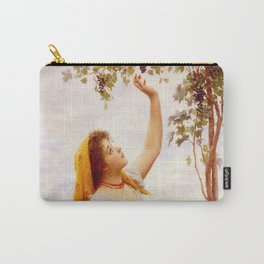 Grape Picker Carry-All Pouch