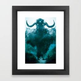 The Colossus Framed Art Print