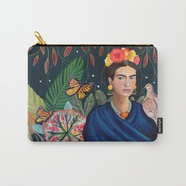 Frida et sa nature vivante Carry-All Pouch