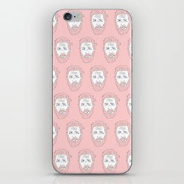 Pink yet still Hardy iPhone Skin