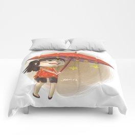 umbrella star Comforters