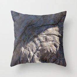 Burl Throw Pillow