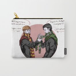 In the Flesh - Cosplay Time! Carry-All Pouch