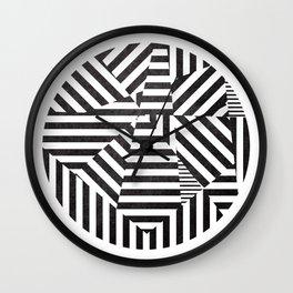 Dazzle 02. Wall Clock