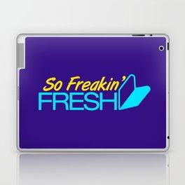 So Freakin' Fresh v3 HQvector Laptop & iPad Skin
