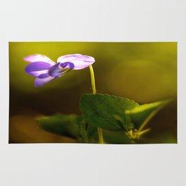 Solo Forest Viola Shiny #decor #society6 Rug
