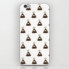 Holy Crap! - Bathroom Humor - Poop - 57 Montgomery Ave iPhone Skin