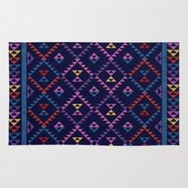 Bohemian Kilim Ethnic Pattern 1 Rug
