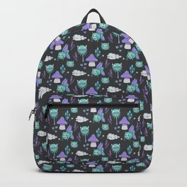Magical Monster Garden-Nightlight Backpack