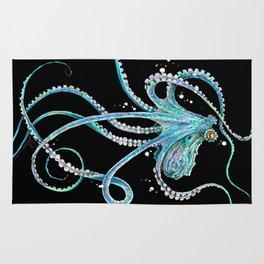 Drunk Octopus Rug