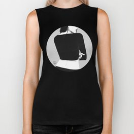 bewitched Biker Tank