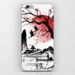 Japan dream iPhone Skin