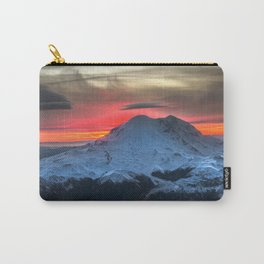 Beautiful Earth / 1 Mt. Rainer, Washington Carry-All Pouch